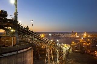 African Rainbow Minerals' profit dips