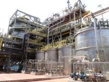 Award-winning zero liquid discharge plant for Madagascar's Ambatovy