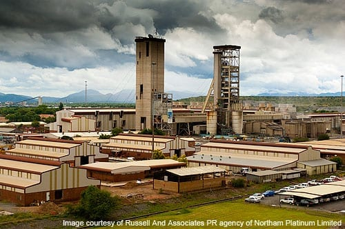Northam Platinum latest victim to strike-related losses