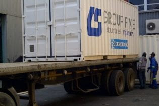 Group Five container