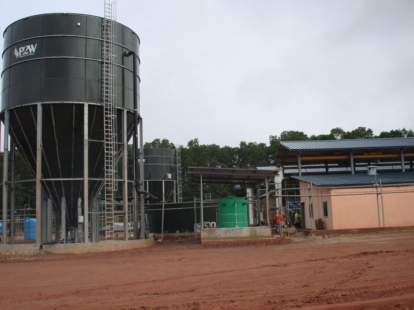 Doing away with conventional wastewater methods