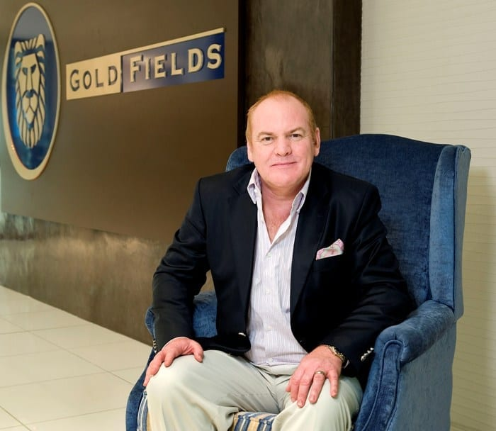 Gold Fields names new managing executives