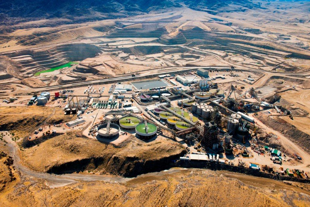 A world-class new generation uranium mine