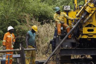 An African Mining Milstone