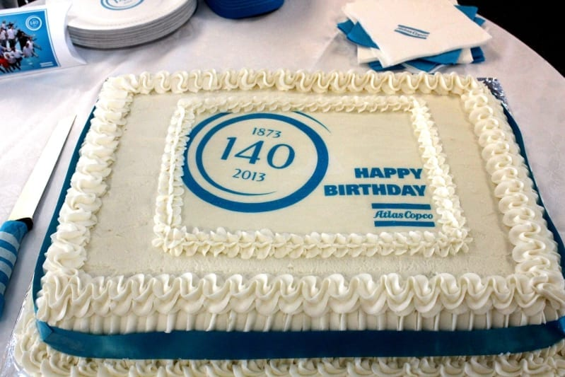 140 years of industry innovation from Atlas Copco