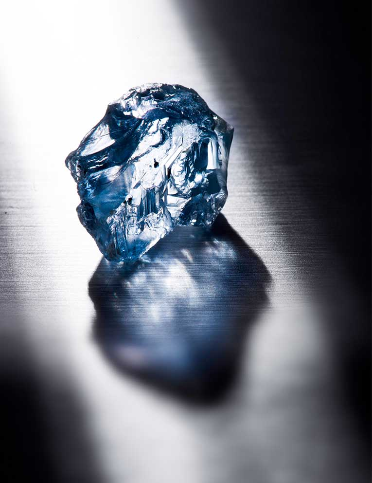 Petra's blue diamond sold for a whopping US$16 million