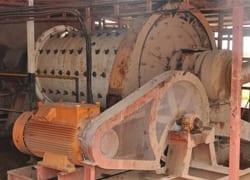 The mill at Goldplat's Kilimapesa operation in Kenya