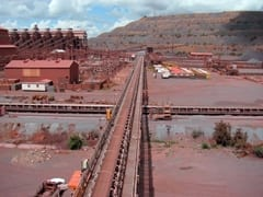 Kumba Iron Ore plans to increase production at its Sishen mine by 1Mtpa in 2015