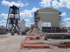 Mopani Copper Mines' Synclinorium shaft sink reaches 700 m mark