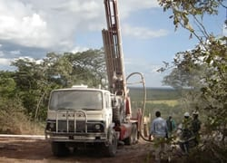 Pickstone Peerless project in Zimbabwe walks towards June 2014 production