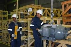 Sasol renews Zest LV motor contract