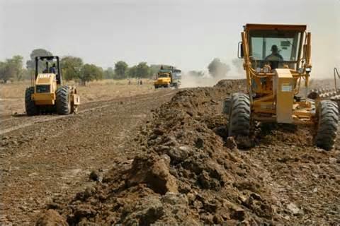 Tancoal builds haul road as coal demand increases