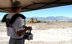 Remote Control Technologies fixes landslide