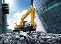 Babcock adds excavators to lineup of new SDLG machines