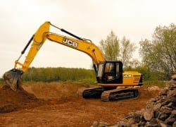 JS205 redefines 20-tonne crawler excavator market