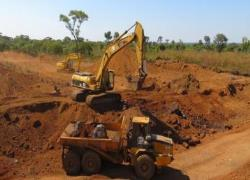 Mansa Zambian project results looking promising