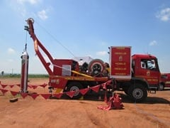 SA-built mobile rescue winder is a world first
