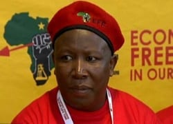 Malema's EFF to launch its own trade union