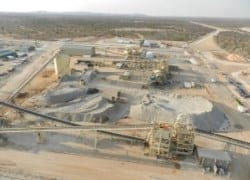 Discovery places Botswana copper mine on hold