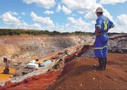 Rio Tinto sets sights on Namibia copper deposits