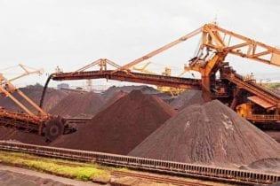Iron ore image