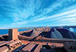 Anglo receives licence for iron ore project in Brazil