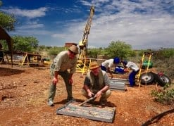 Heavy rare earth potential for Lofdal project