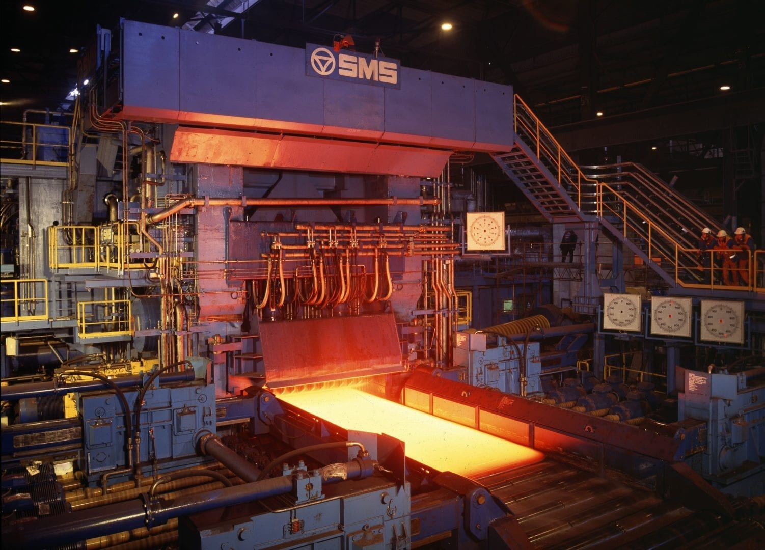 Saving grace for the steel industry