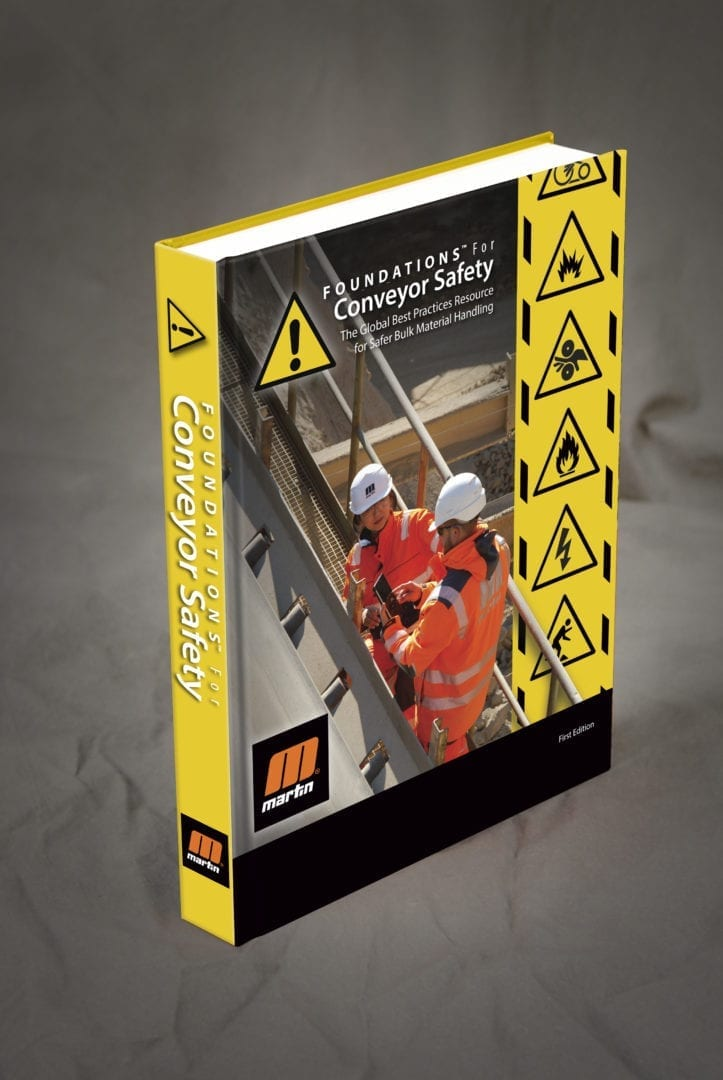 Martin Engineering publishes safety book