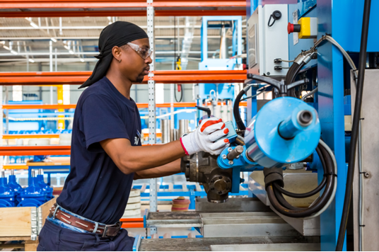 Investing in more than valves