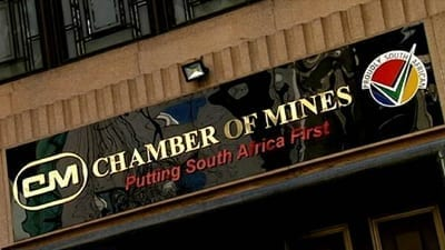 Proposed mining charter sets industry up to fail – Baxter