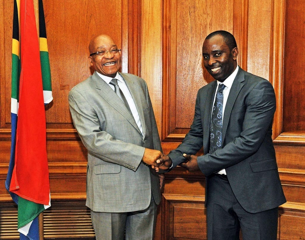 Emails reveal Mines Minister appointment went via Guptas for approval