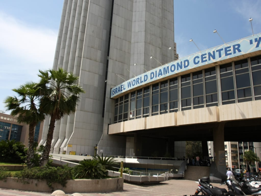 Israel Diamond Exchange opens technology innovation centre