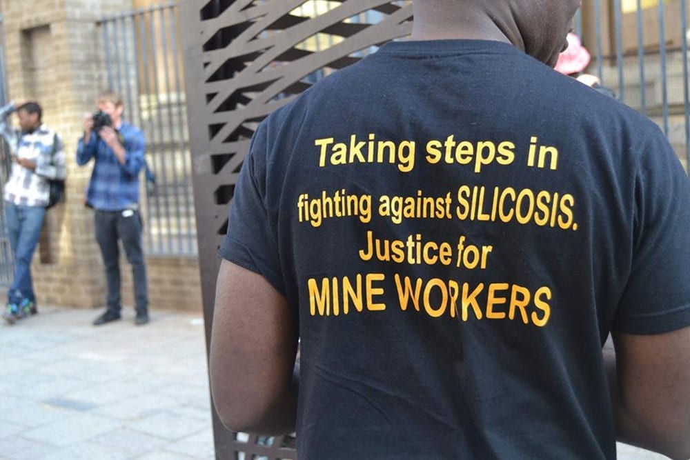 Q(h)ubeka Trust has awarded R102 million in compensation to Silicosis sufferers