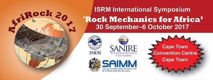 ISRM International Symposium AFRIROCK 2017