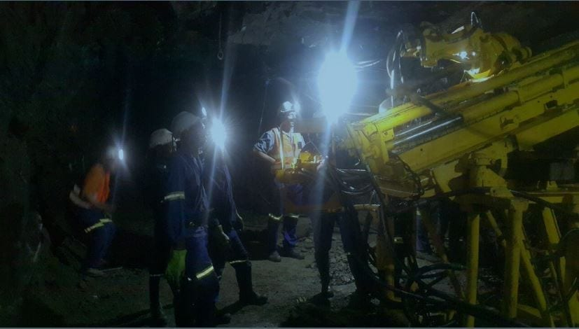 Positive drilling results from Prieska Zinc-Copper Project