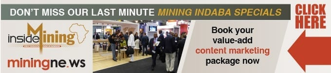 DON'T MISS OUR SPECIAL DISCOUNTED MINING INDABA PACKAGES
