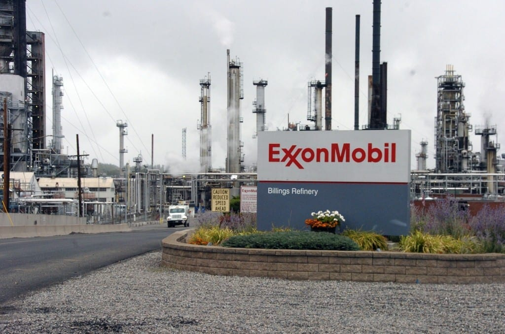 Pleasing Stocks- Exxon Mobil Corporation (NYSE:XOM) a Major Integrated Oil & Gas Company