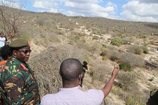 Tanzania engineers wall-off Mirerani Gemestone Mines in record time
