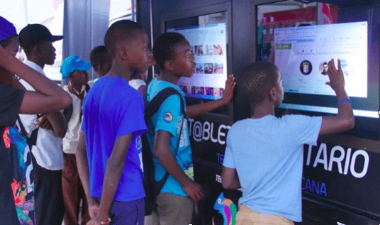 Limpopo community gets access to internet through Maru a Mokopane