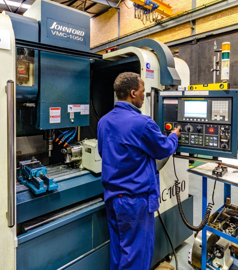 Hytec production quality and volume enhanced with new CNC machines