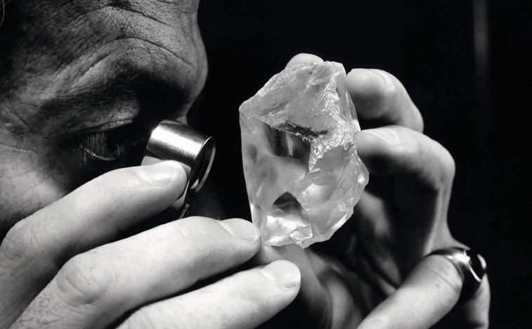 Gem Diamonds recovers 100.5 carat diamond at Letšeng mine