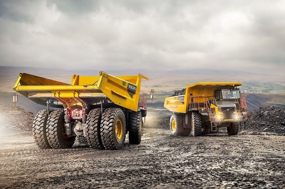 New Volvo CE rigid haulers to deliver improved production