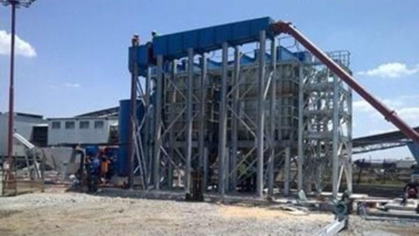 TDS Projects Construction awarded contract for Exxaro Mine