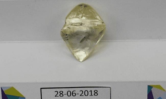Mothae mine unearths 89 carat diamond