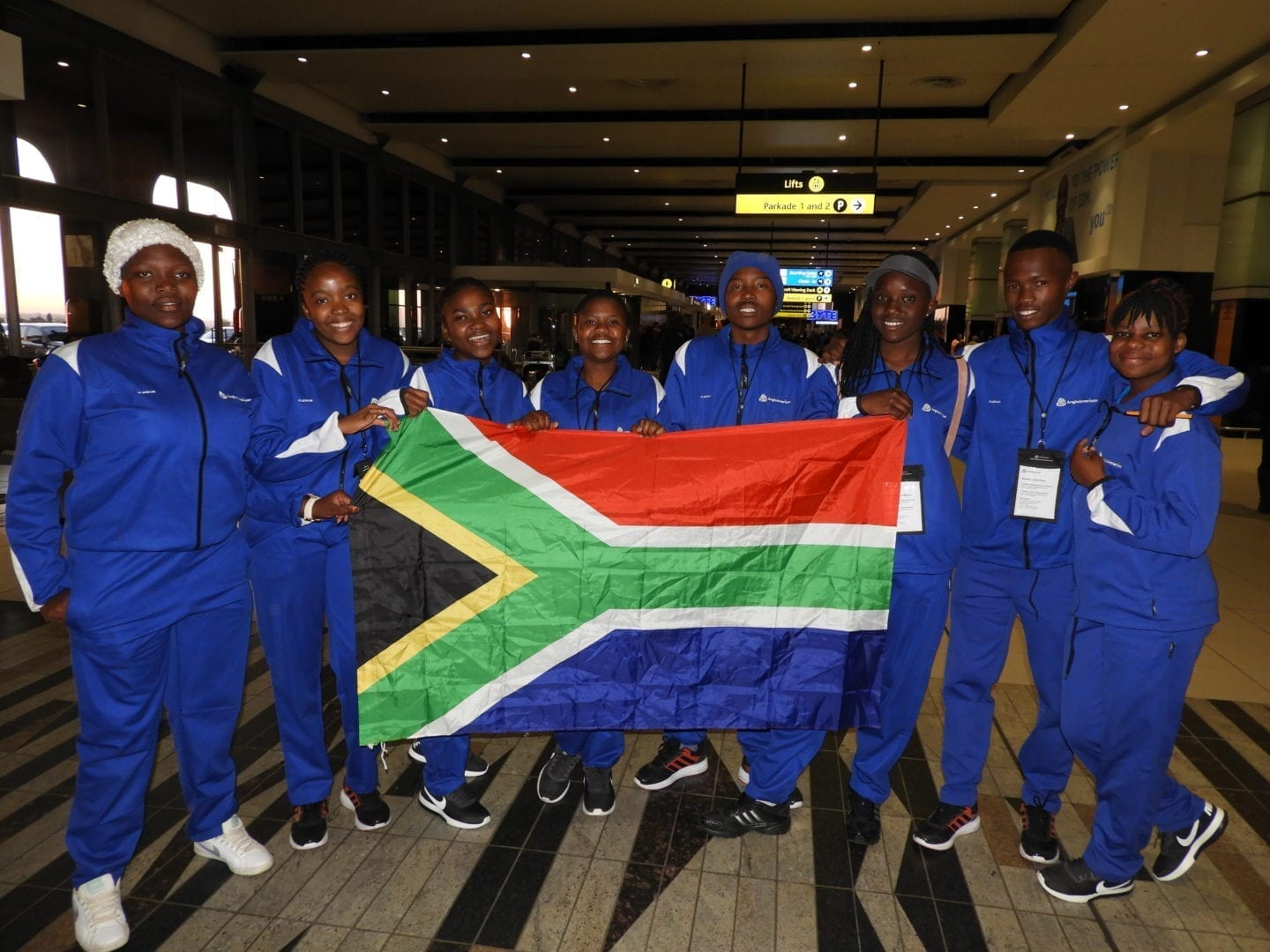 Anglo American sends learners to celebrate Madiba in London