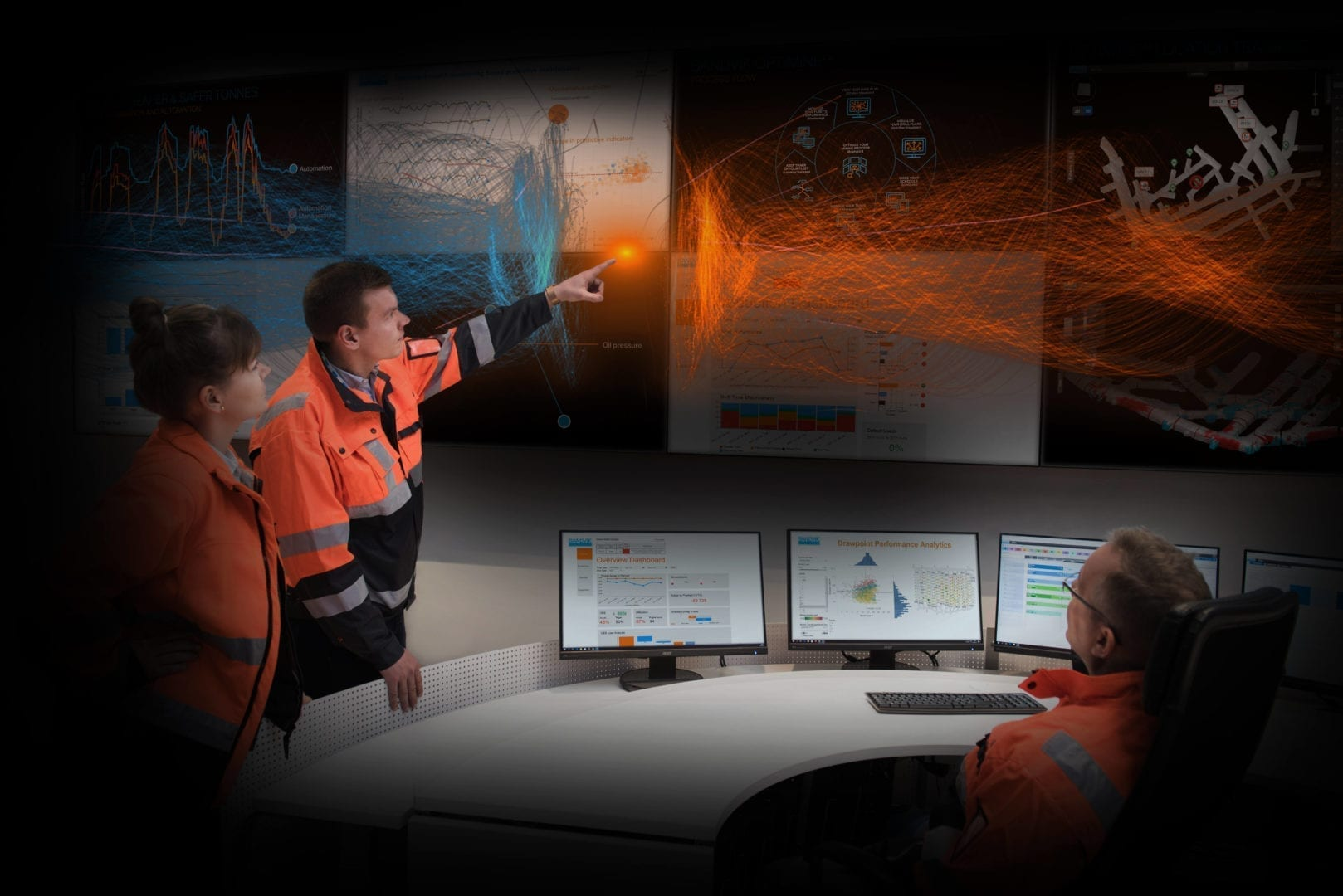 Sandvik tech takes centre stage at Electra Mining