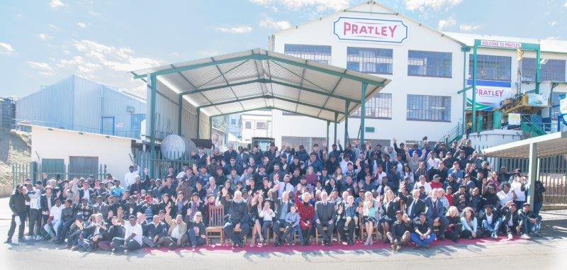 From mineral to electrical products, Pratley celebrates innovation