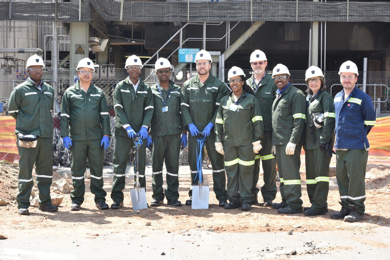 Thakadu Battery begins construction of nickel sulphate purification plant
