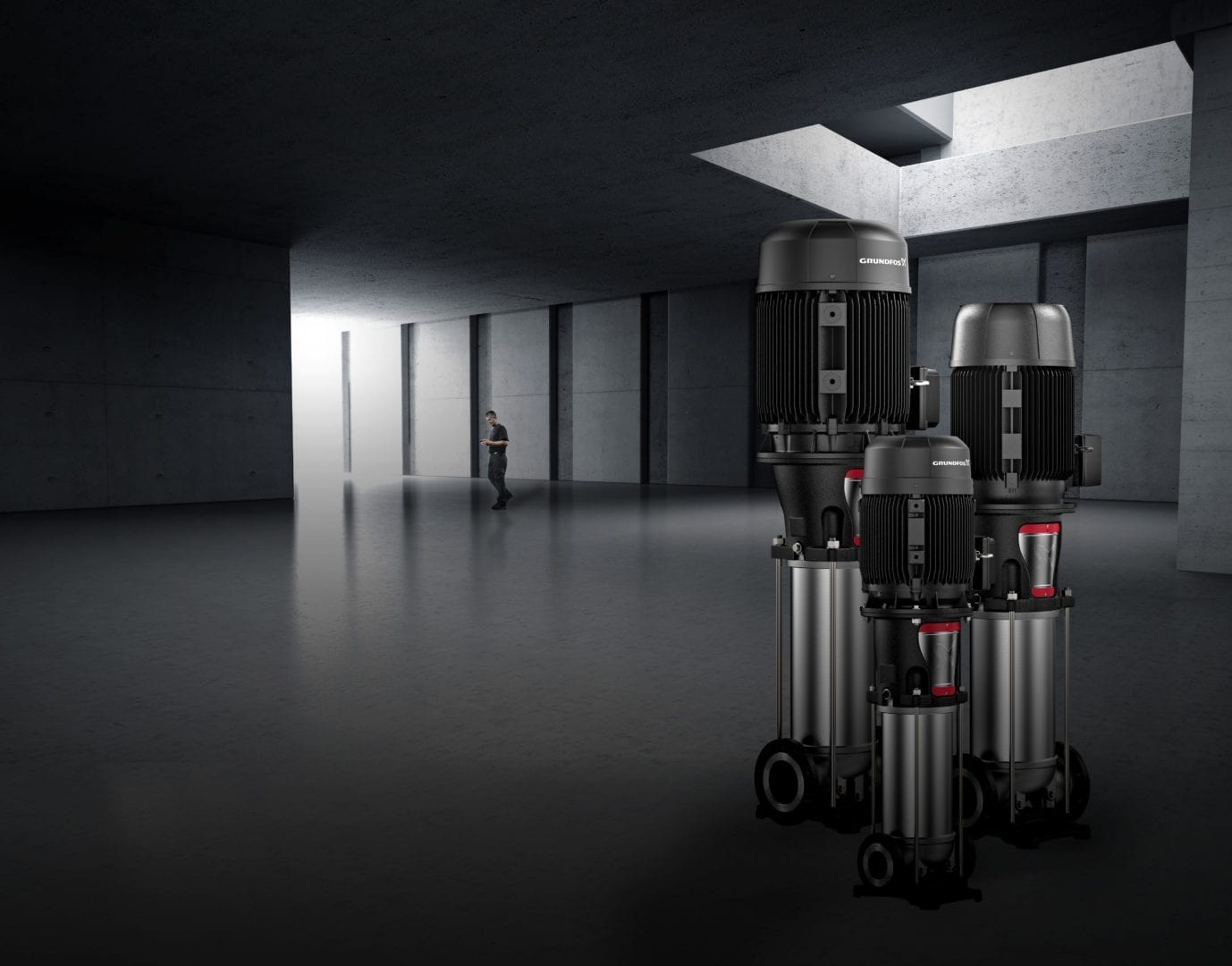 Next generation Grundfos CR moves limits for multistage pumps